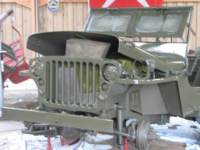 Decoration Cuisine Verriere : jeep willys hotchkiss m201